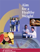 CDC: Aim For alt Healthy Weight